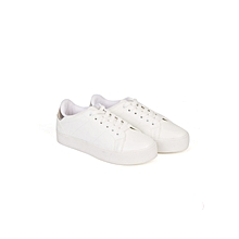 White Fashionable Shoes