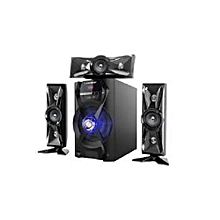 SP 312 3.1 Channel Multimedia Speaker - Black