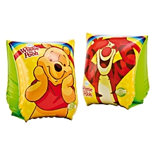 Arm Band Winnie The Pooh Deluxe: 56644: Intex