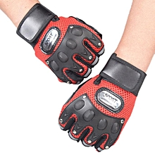 Gym Body Building Training Gloves Sports Weight Lifting Workout Exercise RD