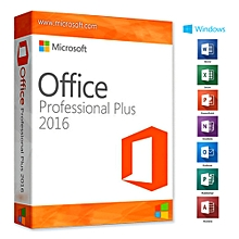 Microsoft Office 2016 Professional Plus 5 Users And Download Link