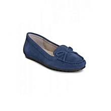 A2 Aerosoles Long Drive Blue Shoe