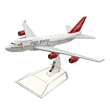 New 16CM 1:400 Metal Plane Model Aircraft Boeing Diecast Airlines Aeroplane Scale Toy