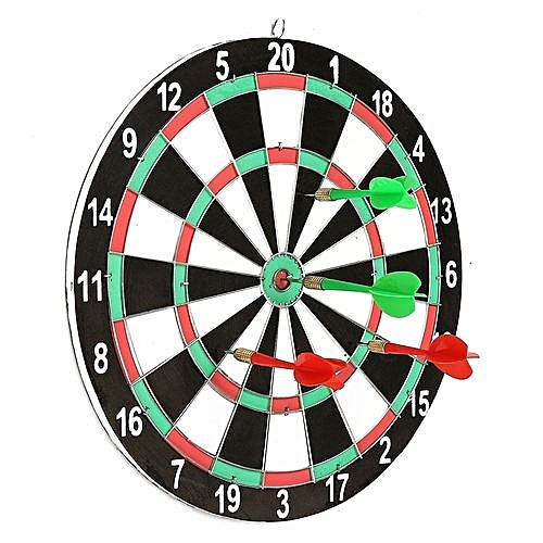 Buy Generic Dart Board Game Toy Games With Butterfly Darts