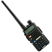 Walkie Talkie Interphone Premium Balck VHF Handheld 128CH for Baofeng