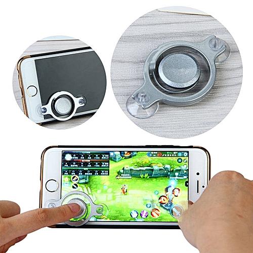 Generic Hot sale Mini Mobile phone Game Joysticks Gaming Stick Joystick For iPhone Pad Andriod Smart Phone Touch Screen Smartphone Mini Rocker