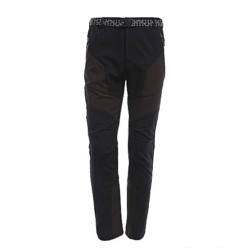 Generic Winter Men Warm Fleece Skiing Pants Outdoor Sport Hiking  Snowboarding Camping Climbing Trousers - Brown   Best Price  4780a6ffe