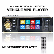 "12V 4.1"" In-dash Stereo Radio MP5 Car Video Head Unit Player Bluetooth USB/AUX/FM"
