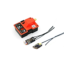 FrSky R9M 900MHz Transmitter Module & R9MM 4/16CH & R9 Slim+ 6/16CH Receiver & T Antenna Combo-