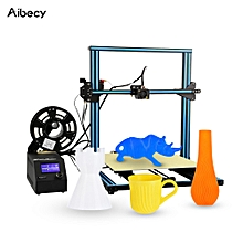 Aibecy CR-10 S4 High-precision Self-assemble DIY i3 3D printer Easy to Assemble Filament Run-out Detection Resume Printing Function Printing Size 400 * 400 * 400mm