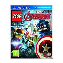 PS Vita Game Lego Marvel Avengers