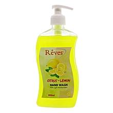 Handwashing Liquid - Citrus & Orange - 500ml