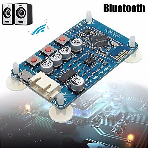 Bluetooth 4 0 Receiver Board Stereo Digital Audio Amplifier USB CSR8635 AL