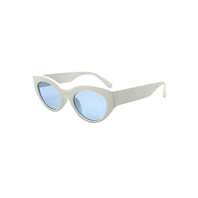 a0958c6c5fb1e Fashion Retro Vintage Clout Goggles Unisex Sunglasses Rapper Oval Shades  Grunge Glasses