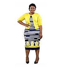 New Multicolor Rivona Dress