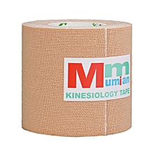 Mumain Sports Muscle Tape Medical Athletic Sticky Tape Elastic Cotton Roll Adhesive Sport Strain Protection Tapes First Aid Bandage