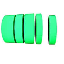 Glow in the Dark Green Luminous Tape Sticker Self Adhesive (10m Length)