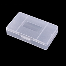 Good Quality GBA Game Cards Cartridge Cases Plastic Material Transparent