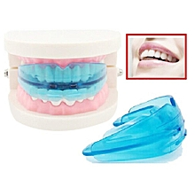 Portable Teeth Retainer Durable Dental Braces EVA Teeth Alignment Trainer hard