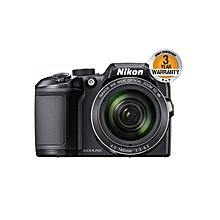 Coolpix Bridge B500 - 16MP - 40X Optical Zoom - Compact Camera - Black