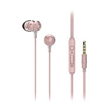 EM-300 Earphone - Gold