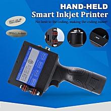Hand-held Smart Inkjet Printer Coding Marking Machine Jet Pprinting Date QR code