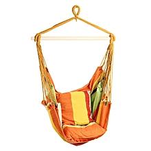 Deluxe Hammock Chair Hammocks Hanging Chair Swing Indoor Outdoor Camping #150*130*95cm