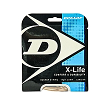 Squash String D Sac X-Life- 624602white-
