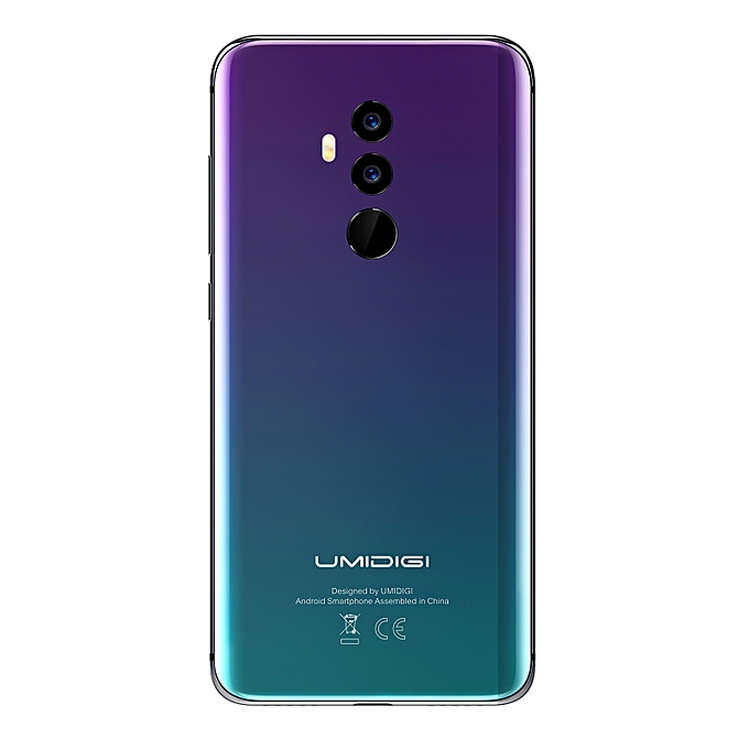 369b93dbc0d ... Face UMIDIGI Z2 6.2 inch Notch Full Screen 4G Phablet w  6GB + 64GB