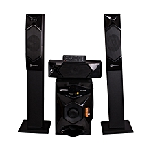 SHT-1262BT 3.I CH WITH MEDIUM RANGE TALL BOY SPEAKERS.
