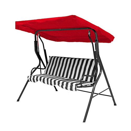 Generic 7 Colors 2 3 Seater Garden Swing Chair Replacement Canopy