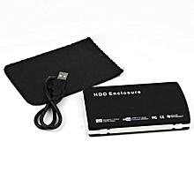Hard Disk Drive Casing -Black