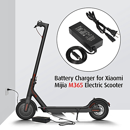 Electric Skateboard Battery Charger Power Supply Replacement Charging  Adapter for Xiaomi Mijia M365 Electric Scooter
