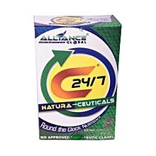 C24/7 Vegetable Capsules - 30 Capsules
