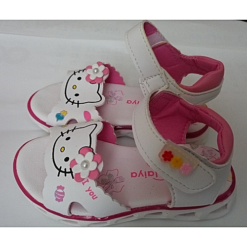 3175daec5 H Laiya Hello Kitty Baby Shoes with LED Lights @ Best Price Online | Jumia  Kenya