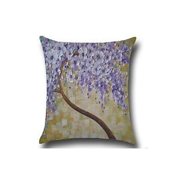 8491801891bddb Generic 3D pillow case 43*43cm multicolor @ Best Price Online ...