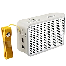 JOWAY BM020 Portable Wireless Stereo Bluetooth 4.0 Outdoor Speaker Support Hands-free AUX Input TF Card Playing GRAY