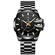 Automatic Men Mechanical Watch Luminous Water-Resistant Sport Business Wristwatch