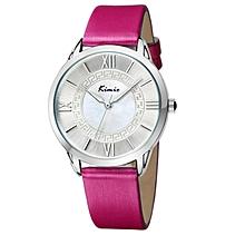 Hot Pink Roman Display Quartz Watch