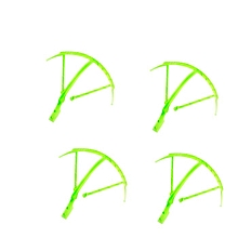 4Pcs Protection Frame Accessory for  H26 H26D H26W Quadcopter Model