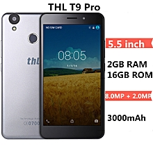 T9 Pro Android 6.0 5.5 Inch 4G 2GB RAM 16GB ROM - silver