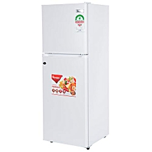 RF/174 - 2 Door Direct Cool Fridge - 128 Litres - White.