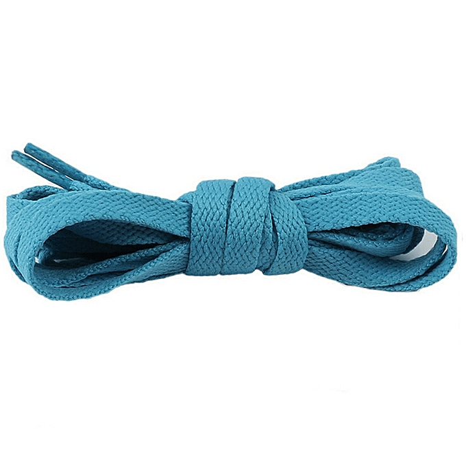 1b4509c618d68 Flat Coloured Athletic Sneaker Shoe Laces Strings Shoelaces Bootlaces