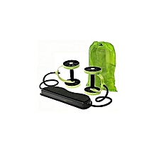 Xtreme Fitness Exercise Trainer - Green & Black.
