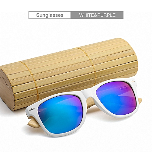 94964b7fb6 Generic Withoutt New Bamboo Sunglasses Wooden Wood Mens Womens Retro  Vintage Summer Glasses