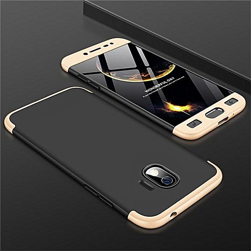 new styles 39600 0cb27 For Galaxy J2 Pro 2018 360 3in1 Full Protection Hard Casing Back Cover For  Samsung Galaxy J2 Pro J250F J250 Housing Shell 445723 c-1 (Color:Main ...