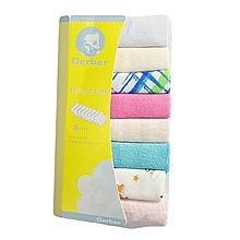 8 Pieces Baby Infant Newborn Washcloth - Assorted .