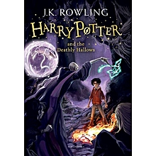 Harry Potter and the Deathly Hallows (Book 7) -J .K. ROWLING