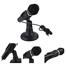 Dynamci Microphone For Computer Wired Microphone For Interference Studio Microphone With 1.5m Cable Microphone Stand