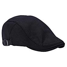 8e40c587d SHANYU 3Colors Vintage Style Unisex Cotton Duckbill Hat Newsboy Cabbie Ivy  Fashion Cap